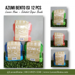 Azumi Bento Food Container isi 12 pcs